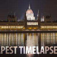 El Timelapse de la semana: Budapest nocturno