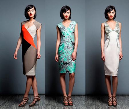 Cinco vestidos de Lela Rose Resort 2013 que te volverán loca