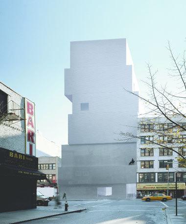 Nuevo Museo de Arte Contemporáneo de New York