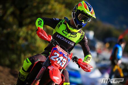 ¡Soberbio! Tim Gajser se lleva su cuarta corona de Motocross tras vencer en Pietramurata, a falta de una prueba