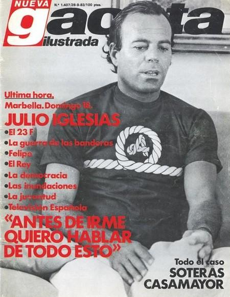 Si a Julio Iglesias le gustaba Amarras en los 80, a nosotros nos gusta ahora
