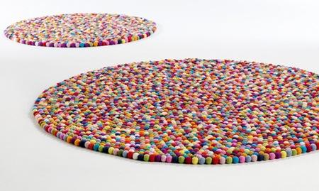 Pinocho, una alfombra perfecta para la habitación de los niños