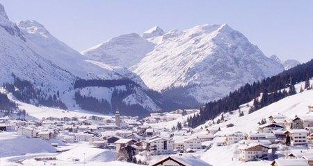 Lech Zürs am Arlberg, el pueblo más bonito de Austria y el más exclusivo para esquiar
