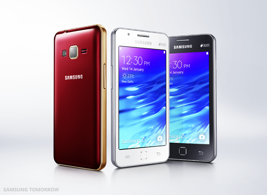 Foto de Samsung Z1 (7/10)