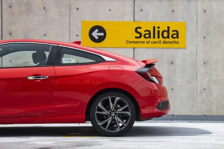 Honda Civic Coupe prueba de manejo opiniones mexico 21