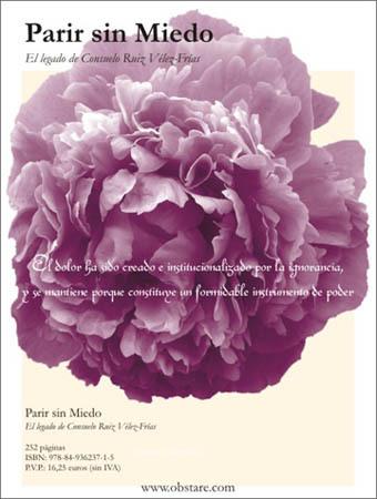 'Parir sin miedo', un libro recomendable