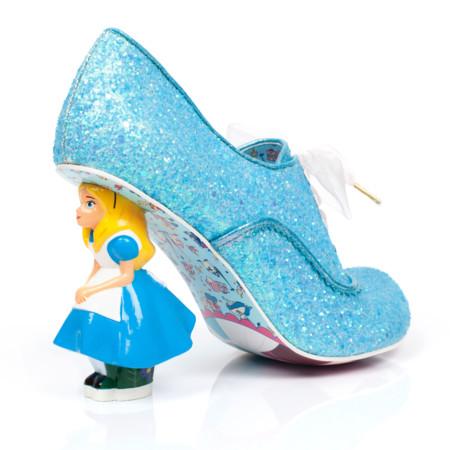 Los zapatos de 'Alicia en el País de las Maravillas' son ¡para volverte loca!