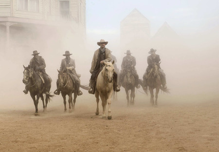 'Godless', un deshilachado western que no saca partido a su interesante premisa