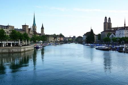Un paseo por Zúrich para suprimir algunos prejuicios sobre la ciudad
