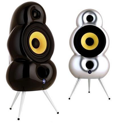 Minipod, altavoces con mucho estilo