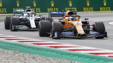 Zak Brown se viene arriba: Empieza a ver en McLaren similitudes con Mercedes