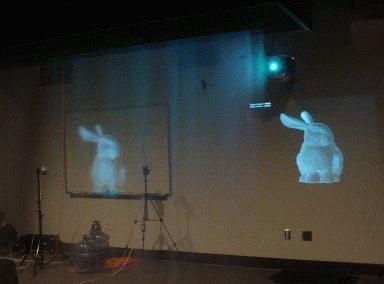 Imágenes 3D con las que interactuar