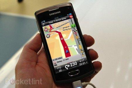 TomTom lleva su servicio de navegación a los Samsung Wave 3
