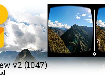 Street View añade soporte para Google Cardboard