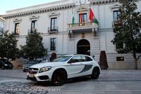 Mercedes-Benz GLA 45 AMG, toma de contacto