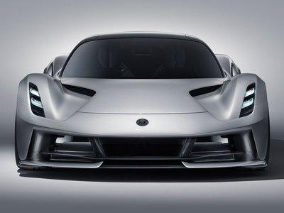 Lotus Evija quiere romper el récord que obtuvo Volkswagen ID.R en Nürburgring