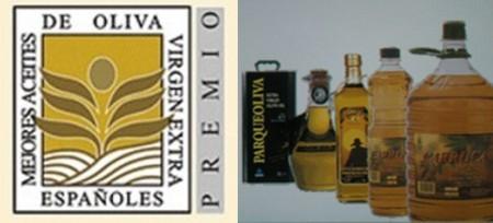Premios a los Mejores Aceites de Oliva Virgen Extra Españoles, Cosecha 2006-2007