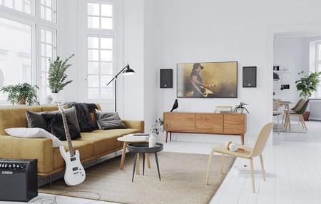 DALI presenta la nueva familia de altavoces Oberon C: altavoces sin cables para integrar en la decoración de casa