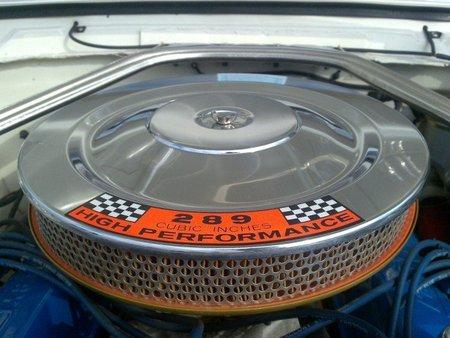 Filtro motor carburado