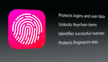 Touch ID API