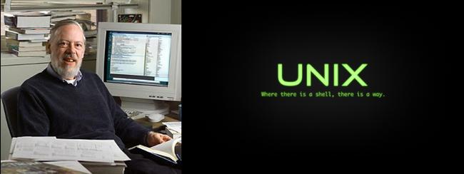 Dennis Ritchie & UNIX