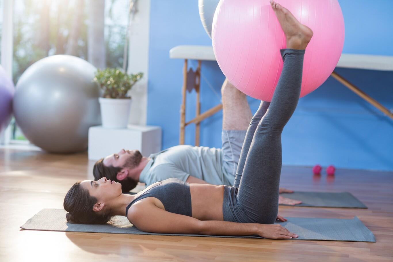 Pilates En Casa Los Mejores Canales De Pilates En Youtube Para Entrenar En Tu Salón