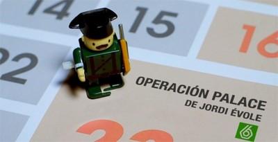 'Operación Palace' da a laSexta una audiencia récord ampliando la cuota de pantalla del domingo