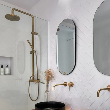 Mejoras en el cuarto de baño; once griferías de ducha con rociador y de pared con los que tener una ducha reparadora y empezar bien el día (o la noche)