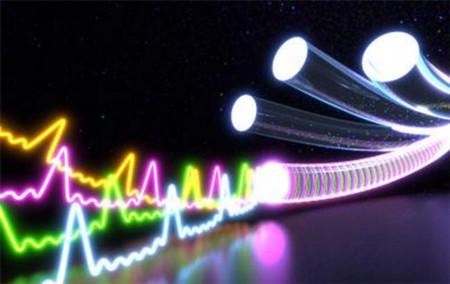 La fibra óptica es capaz de llevar hasta 10 veces más datos