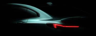 BMW Series 2 Gran Copa looks at the first Teaser: CLA will not be alone