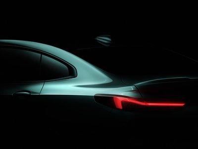 El BMW Serie 2 Gran Coupe se asoma en un primer teaser: el CLA no estará solo