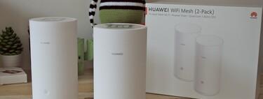Huawei WiFi Mesh, análisis: sencillez y potencia para crear redes Wifi Mesh básicas