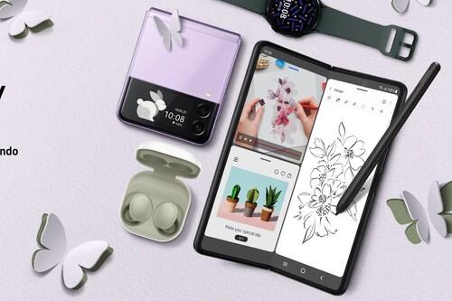 Últimos días de la Galaxy Week de Samsung: smartphones, relojes inteligentes o tabletas a mejor precio y con financiación sin intereses