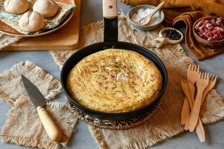 Tortilla Paisana Andaluza