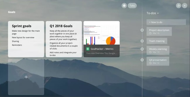 Window Y Goalhacker Product Hunt 4