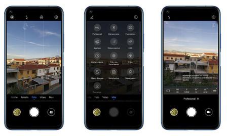 App Camara Huawei