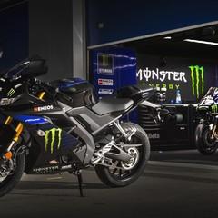 Foto 2 de 10 de la galería yamaha-yzf-r125-monster-energy-yamaha-motogp-2019 en Motorpasion Moto