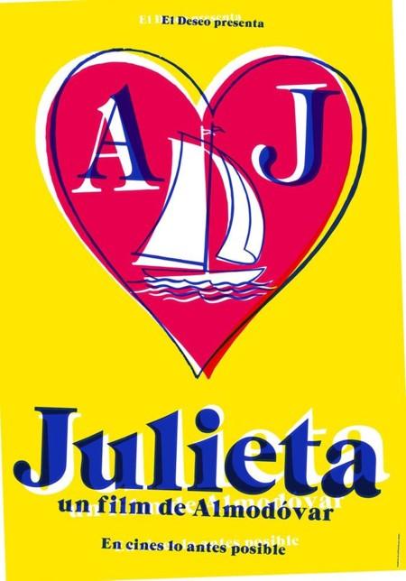 El póster de Julieta