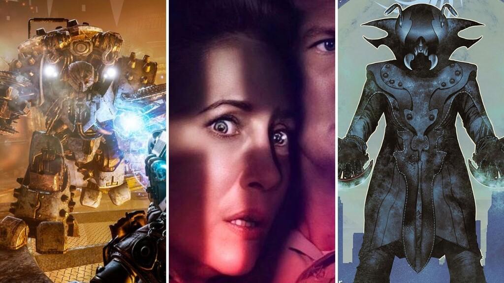 13 estrenos y lanzamientos imprescindibles para el fin de semana: 'Expediente Warren 3', 'Necromunda', Indiana Jones y mucho más