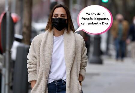 """Tamara Falcó es marquesa, y por eso le gusta la baguette francesa: Sus últimas fotos son """"postureo nivel dios"""" (y esconden una referencia cinéfila)"""