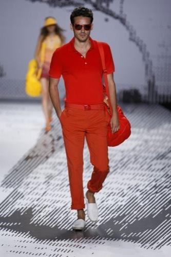 Lacoste, colección hombre primavera-verano 2009