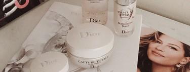 La nueva línea de Capture Totale CELL Energy de Dior se ha convertido en mi mejor aliado para mantener mi piel bonita y luminosa