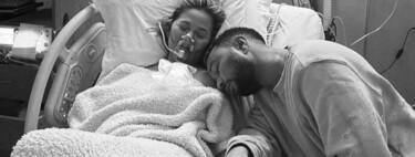 Chrissy Teigen anuncia en RRSS que ha perdido el bebé que estaba esperando con dolorosas imágenes