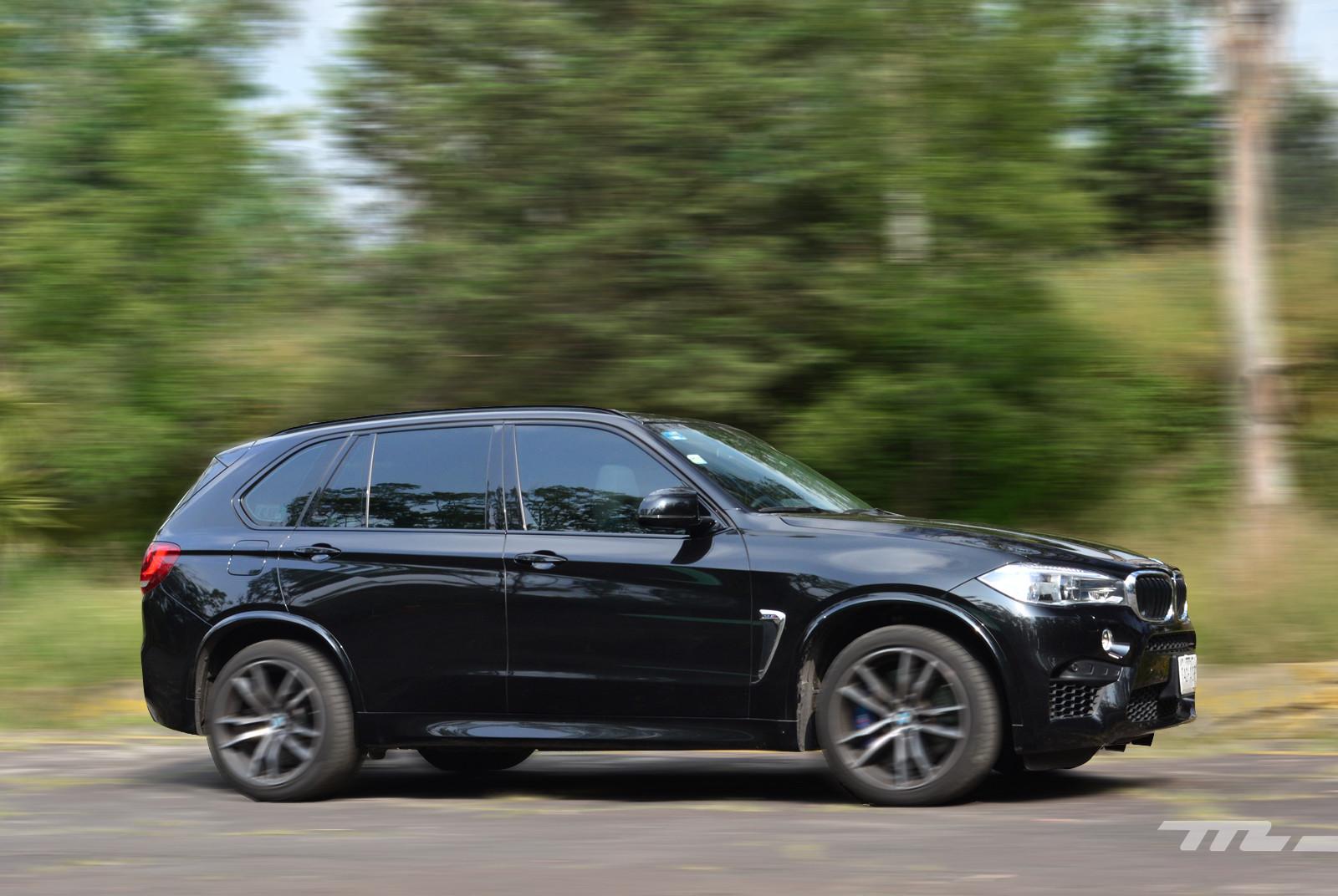 Foto de BMW X5 M (Prueba) (4/17)