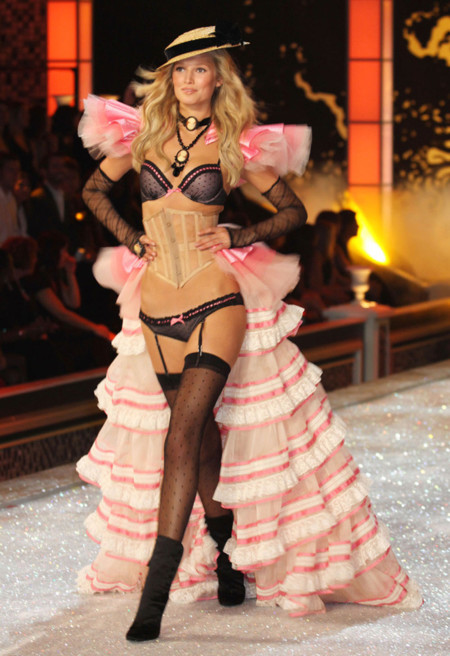 toni garrn victorias secret 2011