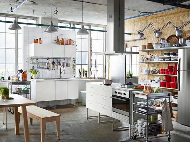 Cat logo cocinas ikea 2016 ya lo tenemos a la carta - Cocinas industriales segunda mano barcelona ...