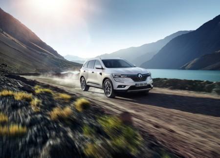 Nuevo Renault Koleos, el SUV de los franceses vuelve a las andadas