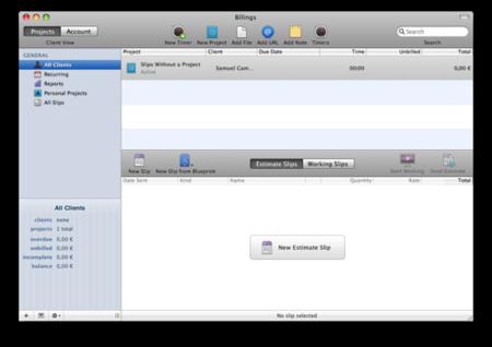 """Billings, crea facturas cómodamente con un """"toque Mac"""""""
