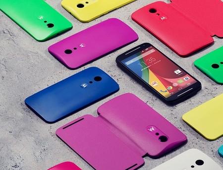 """Motorola gana la carrera, los nuevos Moto G desbloqueados ya tiene Lollipop [Actualizado: No, sólo otro """"soak test""""]"""