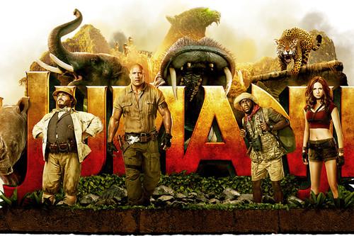 'Jumanji: Bienvenidos a la jungla', un blockbuster rutinario que mejora cuando quiere ser una parodia atolondrada